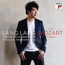 The Mozart album, CD