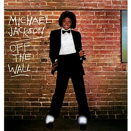 Off the wall, CD