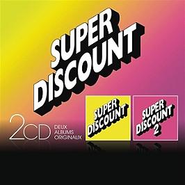 Super discount /vol. 1 & /vol.2, CD