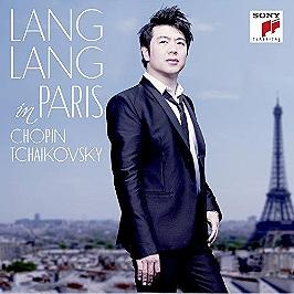Lang Lang in Paris, CD