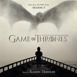 Game of thrones (music from the HBO series - season 5), CD