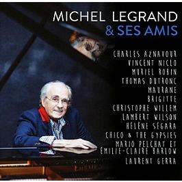Michel Legrand & friends, CD