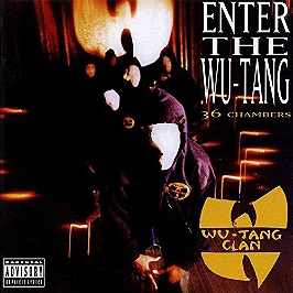 Enter the Wu-Tang Clan (36 chambers), Vinyle 33T