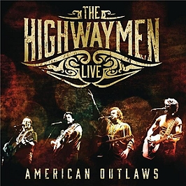 Live, American outlaws, CD + Blu-ray