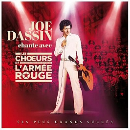 Joe Dassin chante avec les choeurs de l'Armée Rouge, CD