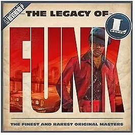 The legacy of funk, CD Digipack