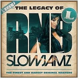The legacy of R'n'B slow jamz, CD Digipack