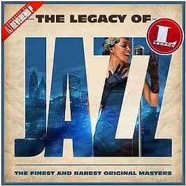The legacy of jazz, CD Digipack