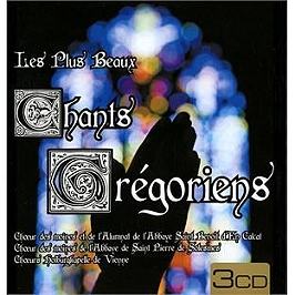 Les plus beaux chants grégoriens, CD + Box