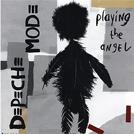 Playing the angel, CD