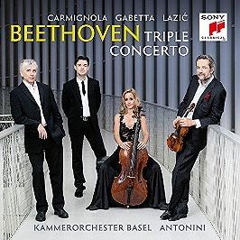 Triple concerto, CD