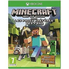 Minecraft - les packs préférés des fans (XBOXONE)