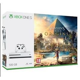 Xbox One S (500Gb) + AC: Origins (XBOXONE)