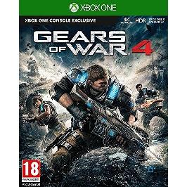 Gears of war 4 - optimisé One X (XBOXONE)