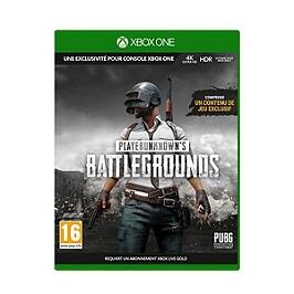 PlayerUnknown's battlegrounds 1.0 (PUBG) (XBOXONE)