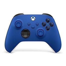 Manette Xbox Sans-fil - Shock Blue (XBOX SERIES)