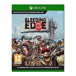 Bleeding edge (XBOXONE)