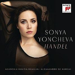 Handel, CD