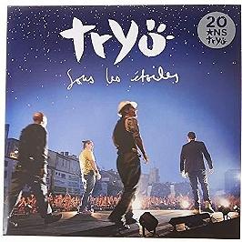 Sous les étoiles, Vinyle 33T