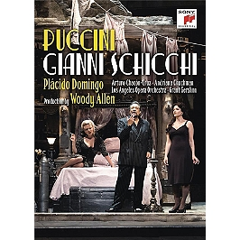 Gianni Schicchi, Dvd Musical