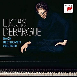 Bach, Beethoven, Medtner, CD