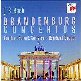 Brandenburg concertos, CD