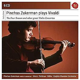 Pinchas Zukerman plays Vivaldi, CD + Box
