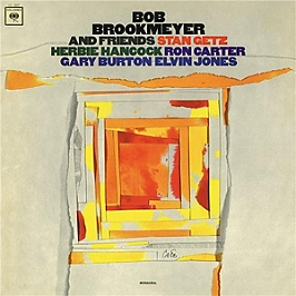 Bob Brookmeyer & friends, CD