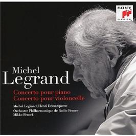 Concerto pour piano, concerto pour violoncelle, CD