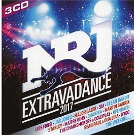 NRJ extravadance 2017, CD + Box