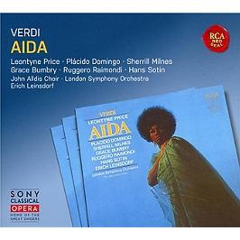 Aida, CD