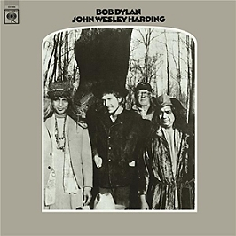 John Wesley Harding (2010 mono version), Vinyle 33T