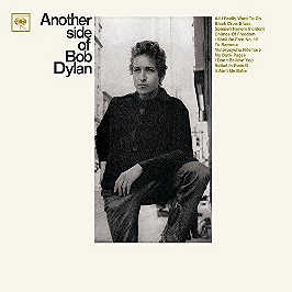 Another side of Bob Dylan, Vinyle 33T