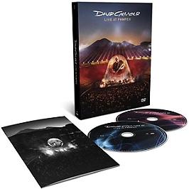 Live a Pompeii, Dvd Musical