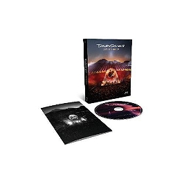 Live a Pompeii, Blu-ray Musical