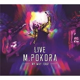 My way tour live, CD + Dvd