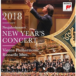 New year's concert 2018, CD