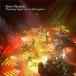 Wuthering nights : live in Birmingham, CD + Dvd