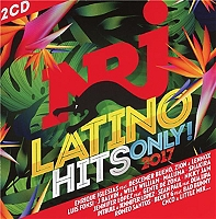 NRJ latino hits only! 2017 de Compilation en CD