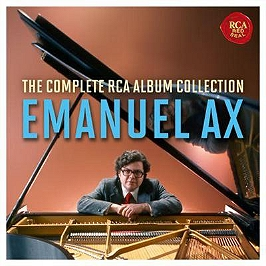 Emanuel Ax - The complete RCA collection, CD + Box