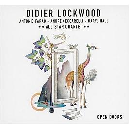 Open doors, CD Digipack