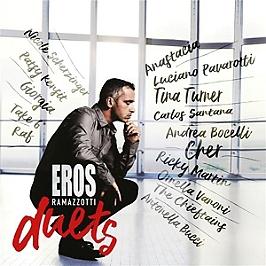 Eros duets, CD Digipack
