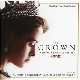 The crown season two (soundtrack from the Netflix original series), CD