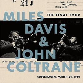 The final tour: Copenhagen, March 24, 1960, Vinyle 33T