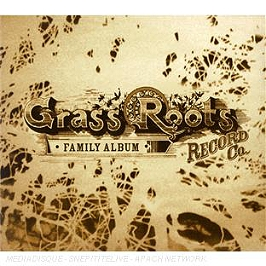 Grass roots record co. : family album, CD Digipack