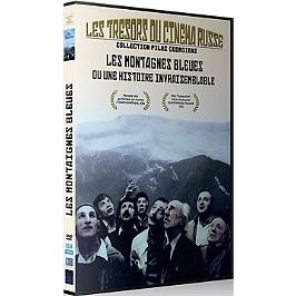 Les montagnes bleues ou une histoire invraisemblable, Dvd