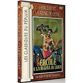 Hercule et la reine de Lydie, Dvd
