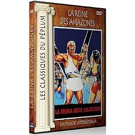 La reine des amazones, Dvd