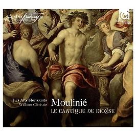 Cantique de Moÿse, CD