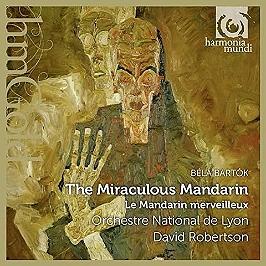 Le mandarin merveilleux, CD